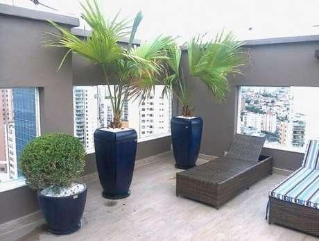 63. O vaso vietnamita azul para decorar todos os ambientes da sua casa – Por: Linha Leve
