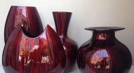 29. Vaso vietnamita tem diferentes formatos – Por: Construindo Decor