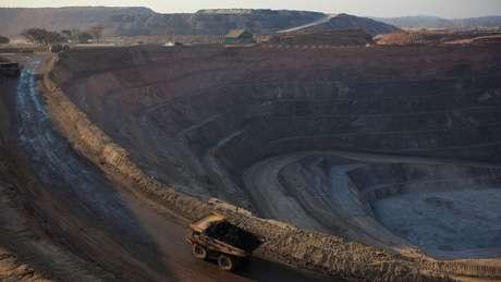 A Glencore é uma das maiores empresas de mineração do mundo.