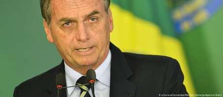 Bolsonaro enfrenta pressão internacional diante incêndios florestais
