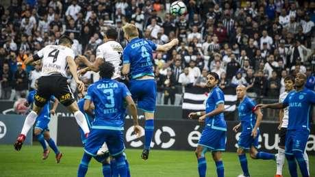 A última vez que Corinthians e Avaí se enfrentaram foi pelo Brasileirão de 2017, com o Timão já dono do título naquela temporada (Flavio Hopp / RAW Image)