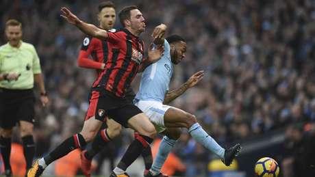 Sterling é um dos destaques do Manchester City (Foto: AFP)