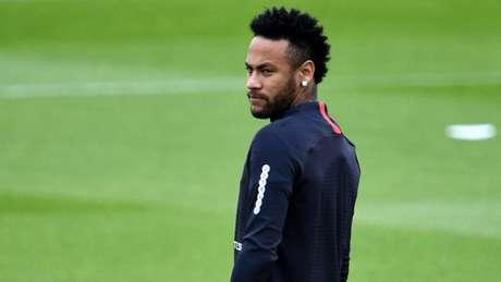 Segundo Tuchel, Neymar está bem fisicamente (FRANCK FIFE / AFP)