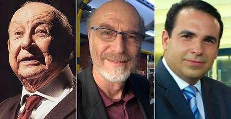 Mamberti, Wagner e Gottino: a experiência de quem construiu uma carreira sólida passada a quem está começando