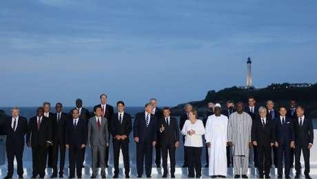 Cúpula do G7 anunciou liberação de 20 milhões de euros para a Amazônia
