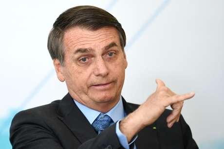 Bolsonaro afirma que outros países estão interessados nas riquezas da Amazônia