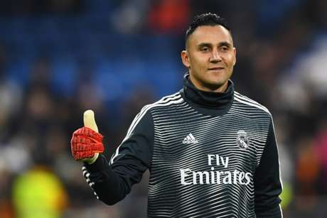 Navas quer deixar o Real Madrid (Foto: AFP)