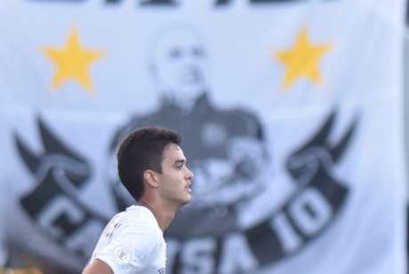 Sampaoli defende Felipe Aguilar após empate surpreendente em 3 a 3 (Ivan Storti/Santos)