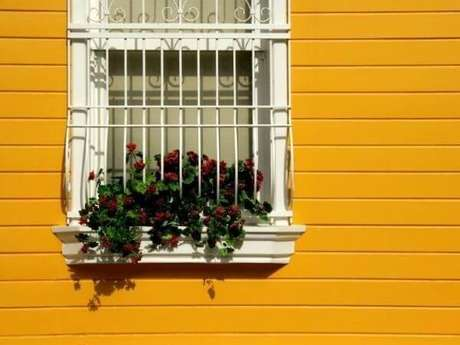 7. Combine as cores e detalhes da grade com a sua janela para quarto – Por: iStock