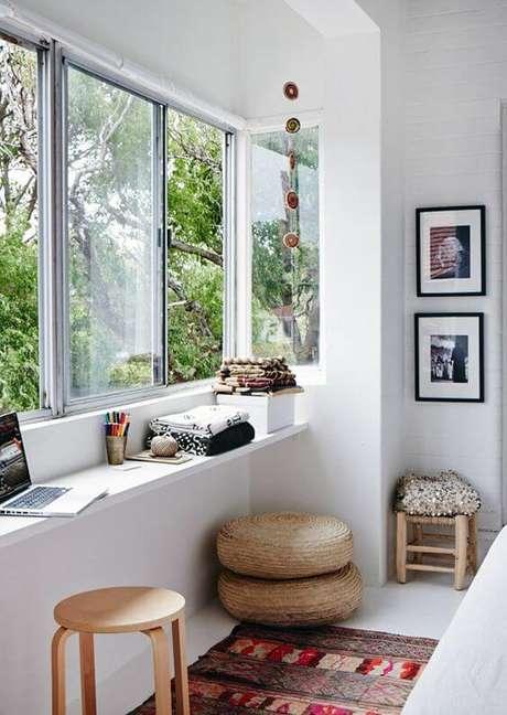 2. A janela para quarto de correr é perfeita para ambientes amplos – Por: Lifestyle blog