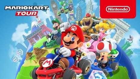 Mario Kart Tour chega em 25 de setembro