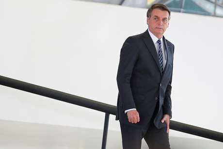 Presidente Jair Bolsonaro no Palácio do Planalto 20/08/2019 REUTERS/Adriano Machado