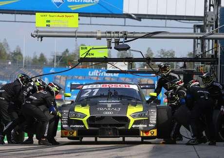Pietro Fittipaldi pontua nas duas provas e Audi é campeã por antecipação no DTM