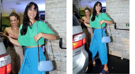 Débora Nascimento (Fotos: Daniel Pinheiro/AgNews)