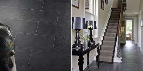 54. A decoração da sua casa pode ser linda com a pedra ardósia – Por: IDecoração