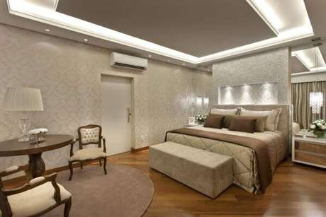 19. Pisos para quarto de luxo – Por: Aquiles Nicolas Kilaris