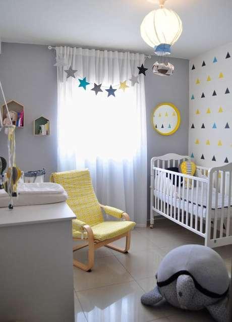 54. Pisos para quarto infantil com porcelanato – Por: Pinterest
