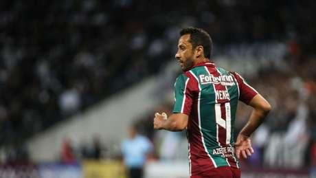 Nenê foi um dos destaques do Fluminense no primeiro jogo contra o Corinthians (Foto: Lucas Merçon/Fluminense)