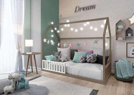 1. A cama casinha montessoriana é uma das melhores formas de garantir o desenvolvimento de seus filhos – Por: Sathler Baby