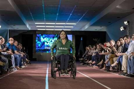 Edênia Garcia vai em busca do quinto ouro em Parapans