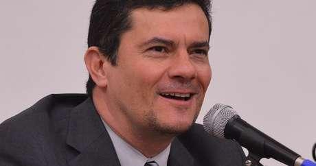 O ministro Sergio Moro é visto por comentaristas políticos de TV como possível obstáculo à reeleição de Bolsonaro