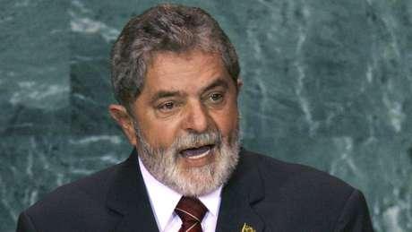 Ex-presidente fala na ONU em foto de 2005; 'duvido que em algum momento da minha história política alguém tenha encontrado um crime que eu tenha cometido', disse Lula na entrevista à BBC News Brasil