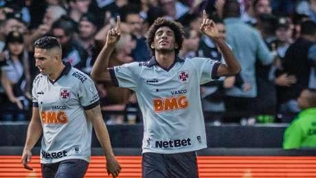 Talles é um dos pendurados do Vasco contra o Cruzeiro (Foto: Divulgação/CBF)