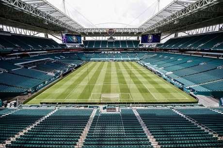 Hard Rock Stadium, em Miami