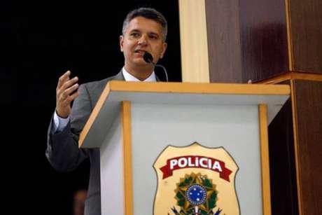 Ricardo Saadi em evento público