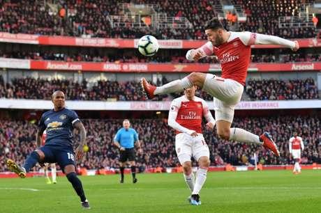 Arsenal e Manchester United estão na Liga Europa desta temporada (Foto: AFP)