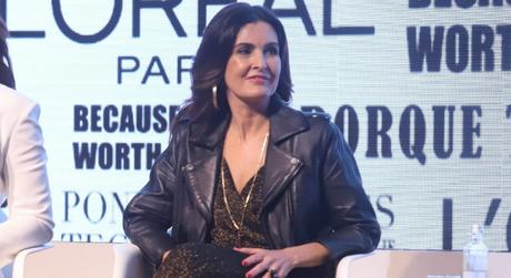 Fátima Bernardes (Fotos: Daniel Pinheiro/AgNews)