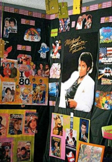 30. Fotos do período são ótimas para decorar uma festa anos 80. Foto: Catch My Party