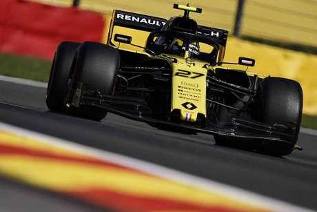 Renault volta ao motor 'Spec-B' para o GP da Bélgica