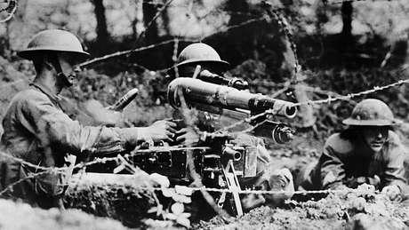 Marshall dizia ter liderado combates na Primeira Guerra Mundial, o que se provou falso