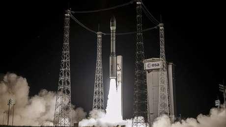 Guiana Francesa tem função estratégica para a União Europeia por abrigar o Centro Espacial de Kourou
