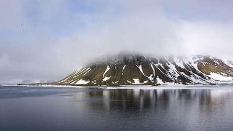 Nova Zembla é um arquipélago que não foi muito explorado