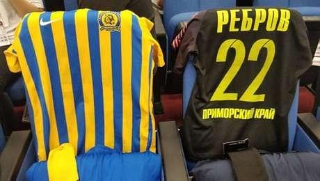 Luch Vladivostok é um dos times mais tradicionais da segunda divisão russa