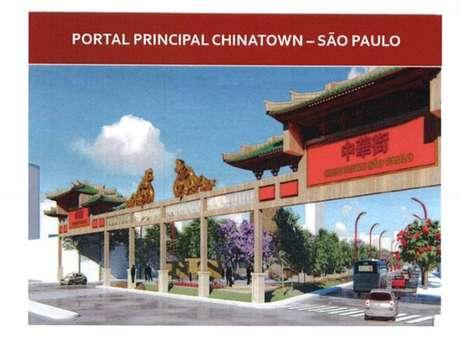 Instituto quer criar uma Chinatown na região da Avenida do Estado e da Rua da Cantareira, em São Paulo