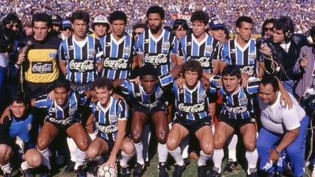(Foto: Divulgação/Grêmio)