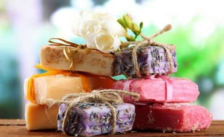1. Como fazer sabonete artesanal é simples e barato – Por: Pinterest