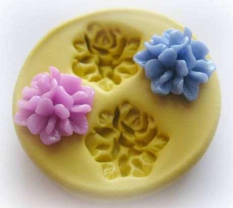 28. A forminha de silicone é essencial para aprender como fazer sabonete artesanal – Por: Pinterest
