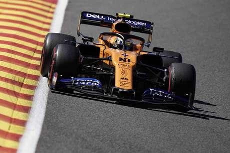Seidl espera McLaren mais consistente ainda em Monza