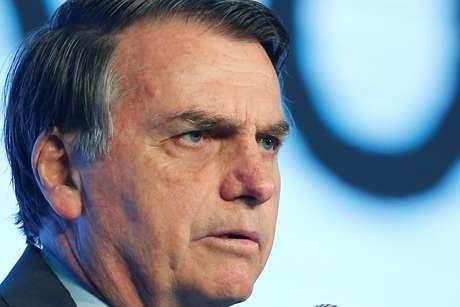 Presidente Jair Bolsonaro 21/08/2019 REUTERS/Adriano Machado