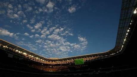 Allianz Parque terá jogo entre Palmeiras e Cruzeiro no dia 14, pelo Campeonato Brasileiro (Divulgação/Palmeiras)
