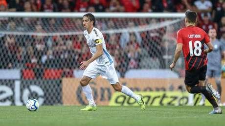 Geromel lamentou a eliminação do Grêmio (Foto: Lucas Uebel/Grêmio)