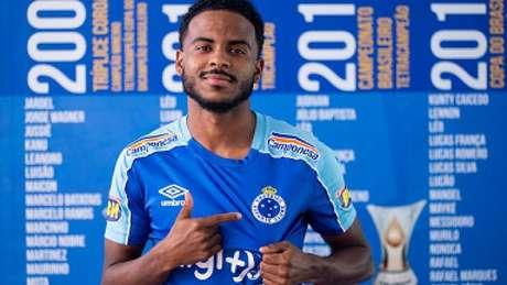 Ezequiel foi um pedido de Rogério Ceni para aumentar as alternativas ofensivas do Cruzeiro- (Bruno Haddad/Cruzeiro)