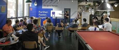 O Google Campus receberá dois encontros presenciais na terceira edição do programa Immersion de aceleração de negócios