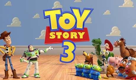 TOY STORY 3 - No terceiro filme da animação, Andy já não é mais criança e está prestes a entrar na faculdade. A partir de um mal entendido, os brinquedos queridos, Woody e Buzz, vão parar em uma creche e passam a enfrentar vários problemas