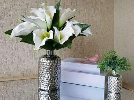 40. Use o copo de leite na sua decoração moderna – Por: Pinterest