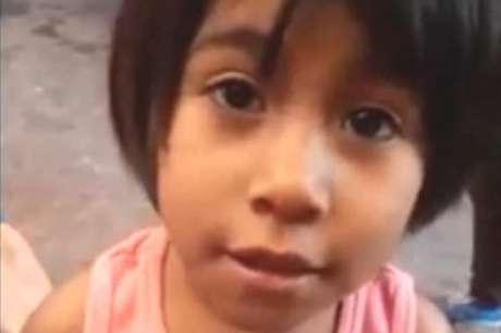 A menina de 'meias vermelhas' será registrada após sua morte com o nome de Guadalupe